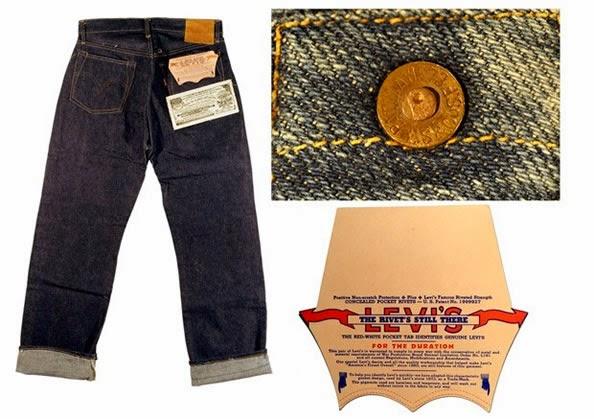 Calça Jeans de Levi Straus