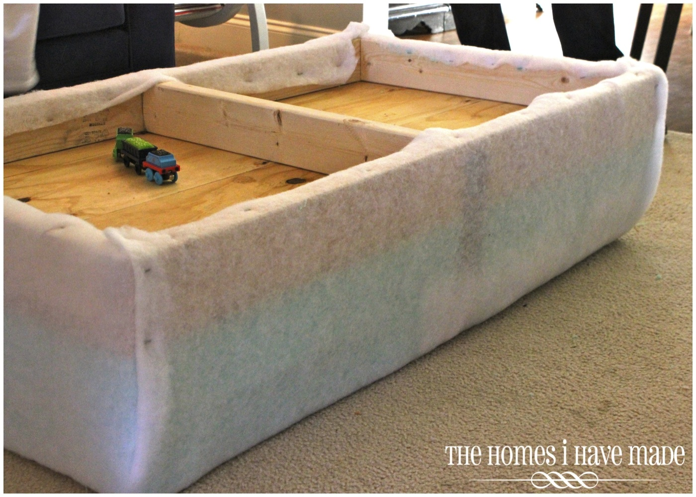 How To Make An Oversized Ottoman The Homes I Have Made