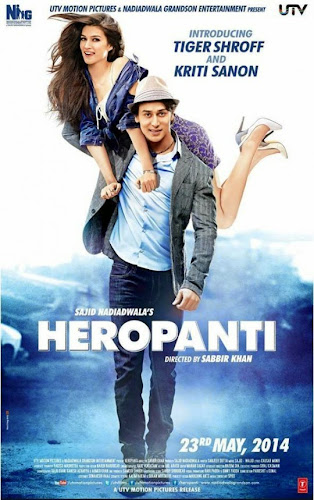 Heropanti (2014) Movie Poster