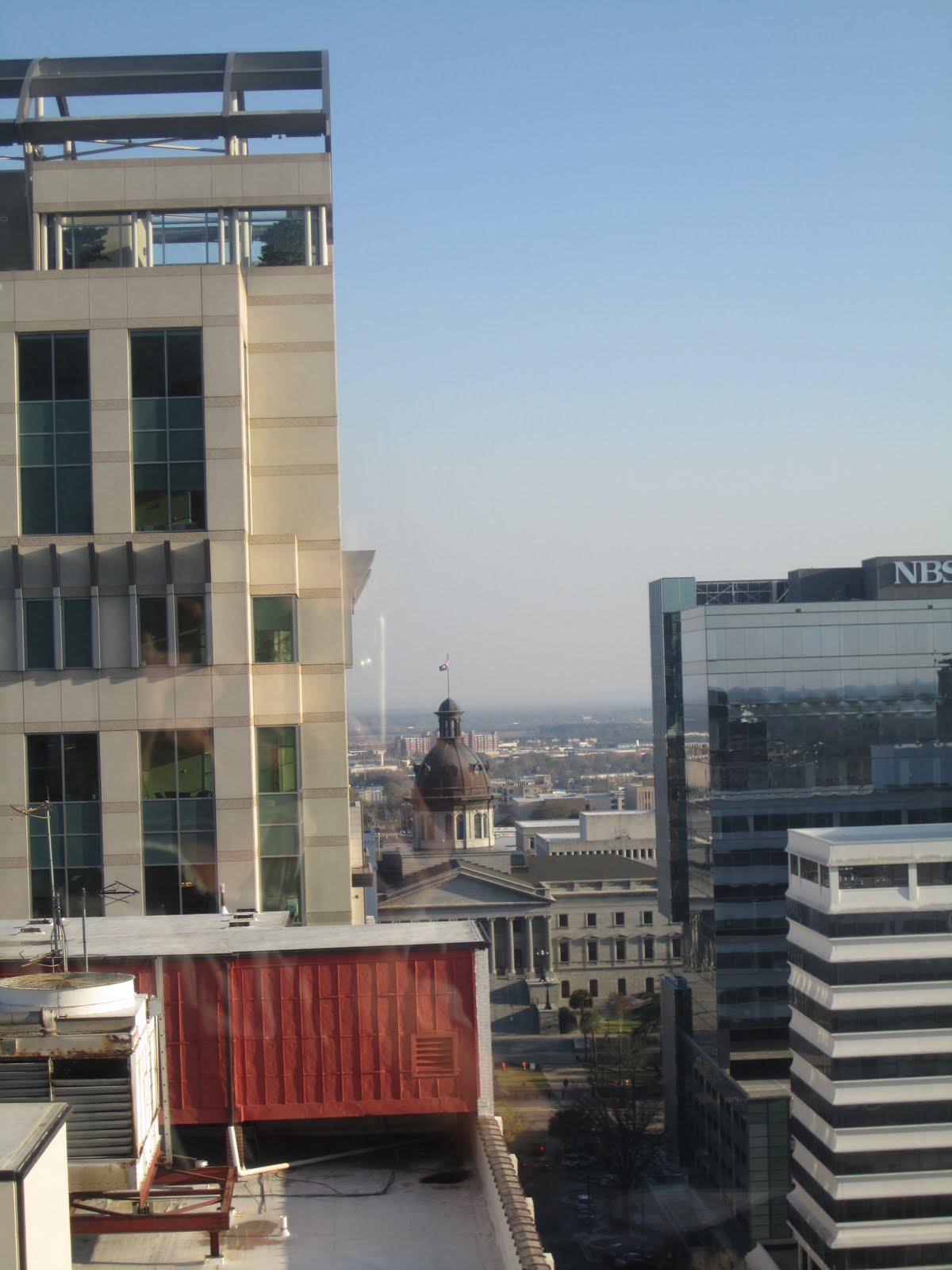 patbateman travel geek rooftop lounge sheraton columbia sc
