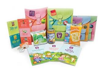 Amostra Gratis Produtos Heinz Baby e Revistas