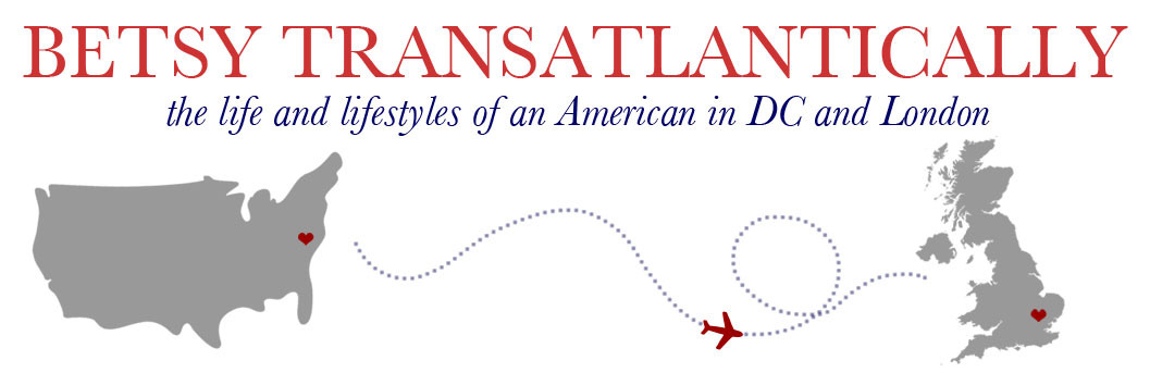 Betsy Transatlantically
