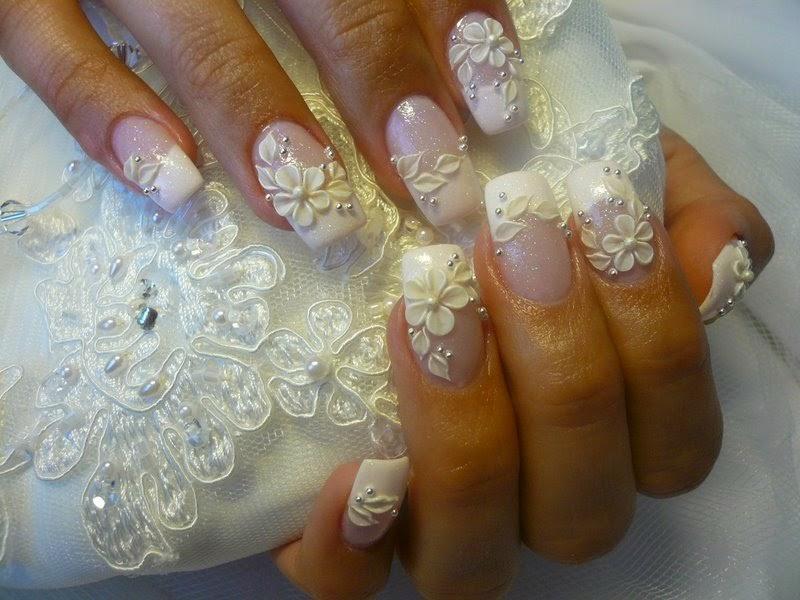 Bridal Manicure Ideas