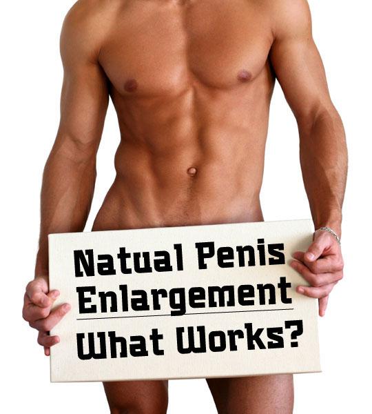 The top herbal penis enargement