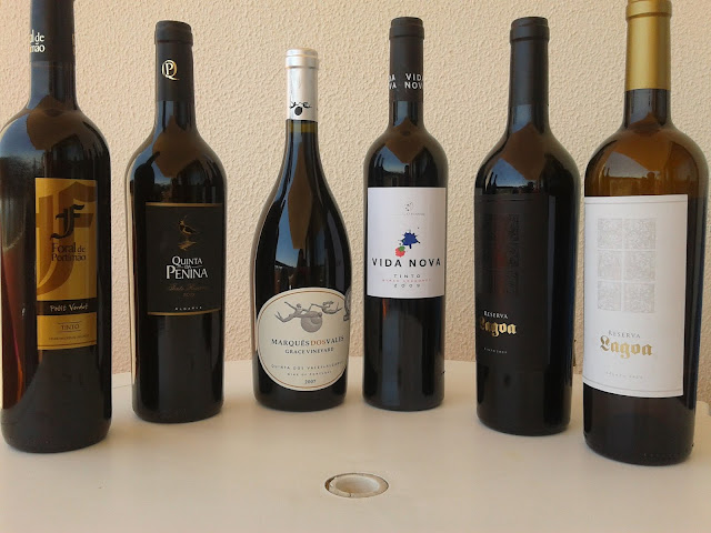Vinhos do Algarve - reservarecomendada.blogspot.pt