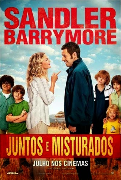Juntos e Misturados – Dublado (2014)