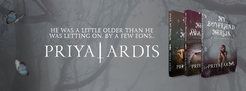 Priya Ardis - Young Adult Author - Writes with Feels