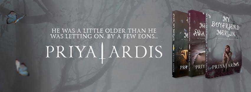 Priya Ardis - Young Adult Author - Writes with Feels