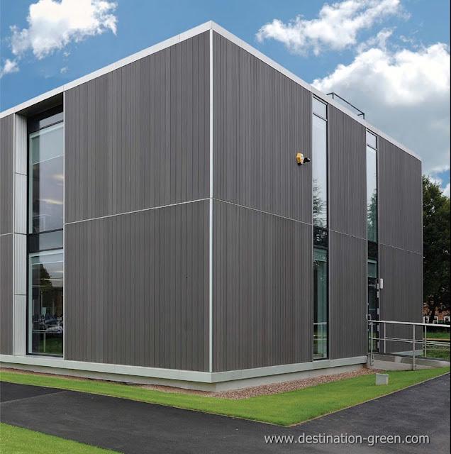 Kayu Komposit Untuk Dinding Bangunan