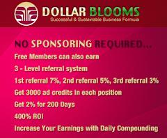 Dollar Blooms