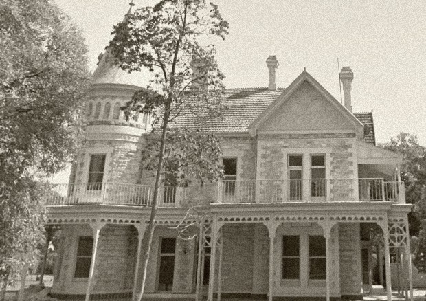 The haunts of adelaide history mystery and the for 8 robe terrace medindie