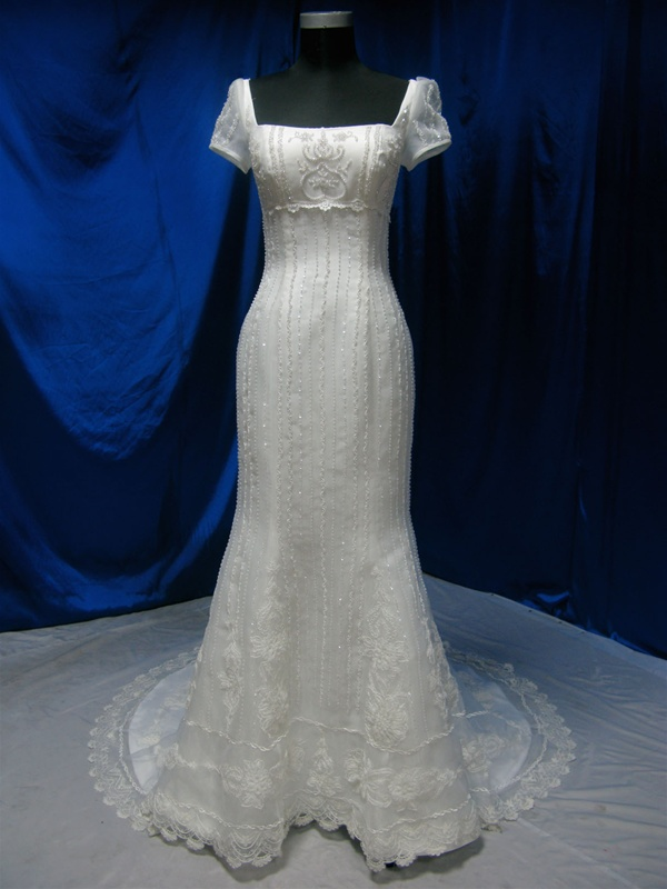 Enchanted serenity of period films vintage inspired gowns for Period style wedding dresses