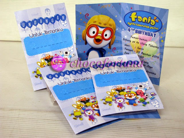 Goodie Bag Pororo