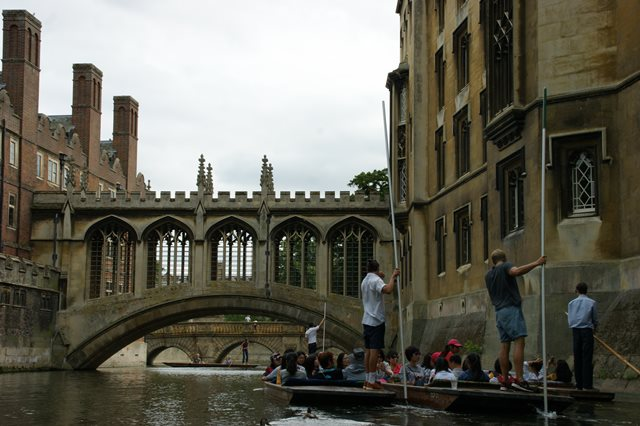Cambridge college