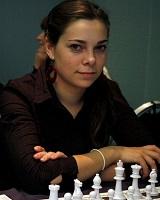 Le coup de cœur de la rédaction, la Russe Dina Belenkaya (2343)