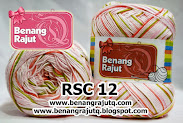 NEW ITEMS - RAYON SEMBUR SPLASH RSC 12