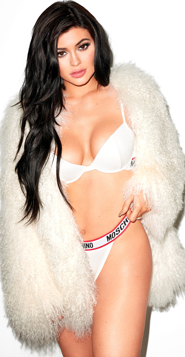 Nueva foto de la sexy Kylie Jenner