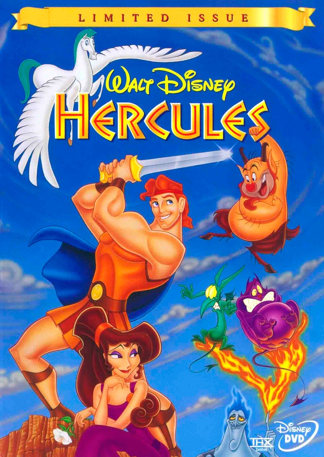 Hércules Torrent – BluRay 720p e 1080p Dual Áudio (1997)