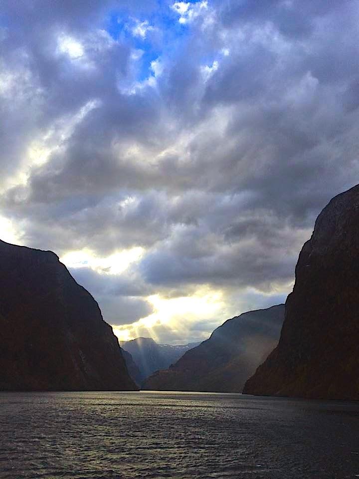 Bergen fjords