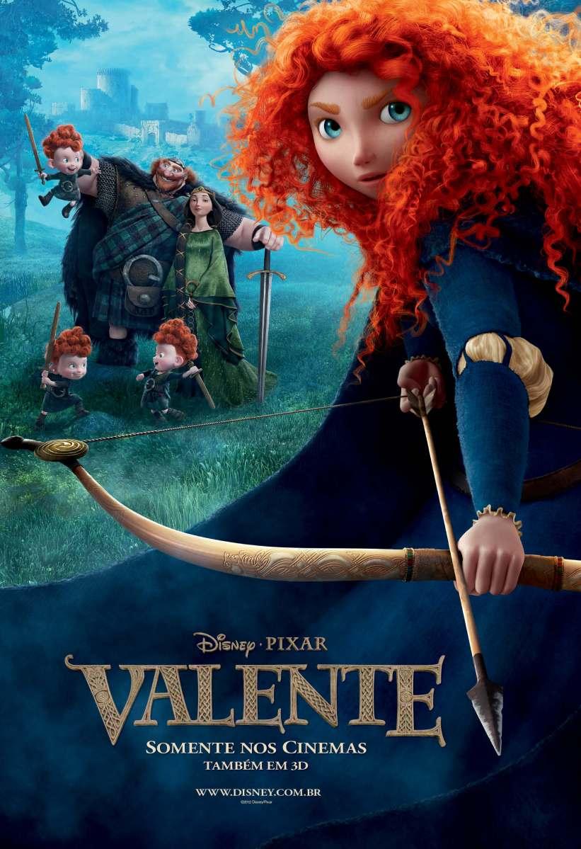 Valiente / Brave [Español Latino][2012]