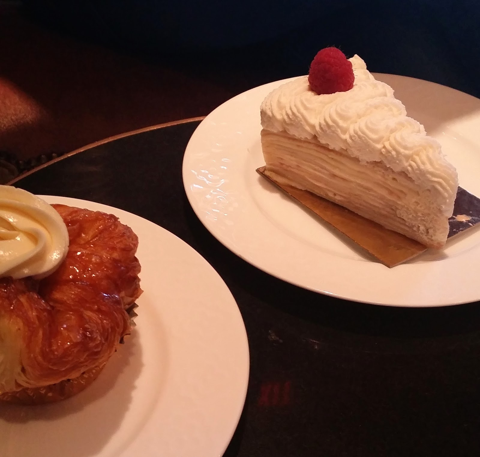 Sophia Eats August 2015 Mille Shopia Top Creme I Loved Their Crepe Cake But J Preferred The Without Pasty Cream On We Were Still Glad That None Of Desserts Was Overwhelmingly
