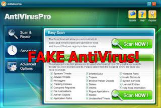 Cara Mendeteksi Antivirus Palsu