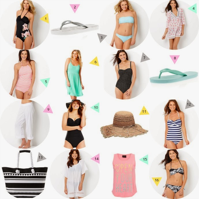 Summer 2013 swimwear