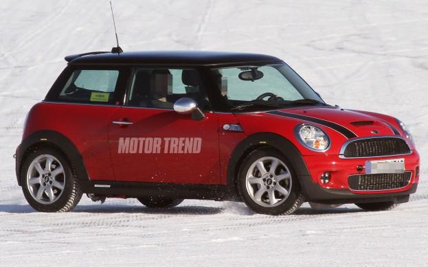 2013 Mini Cooper Hybrid AWD