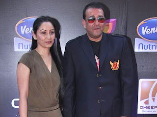 Sanjay Dutt  at Super fight league event