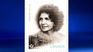 New Alice Munro Stamp