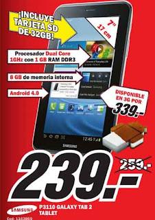 Media Markt Catalogo de Tablets