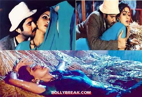 kate nahin katte ye din ye rat mr india sridevi - (12) - Poll: Which is Bollywood's Hottest Rain Song?