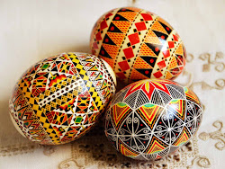 Click below for Ukrainian Easter Eggs