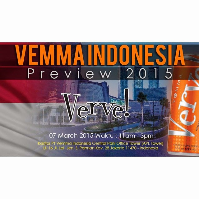 VeMMA Indonesia Preview 2015
