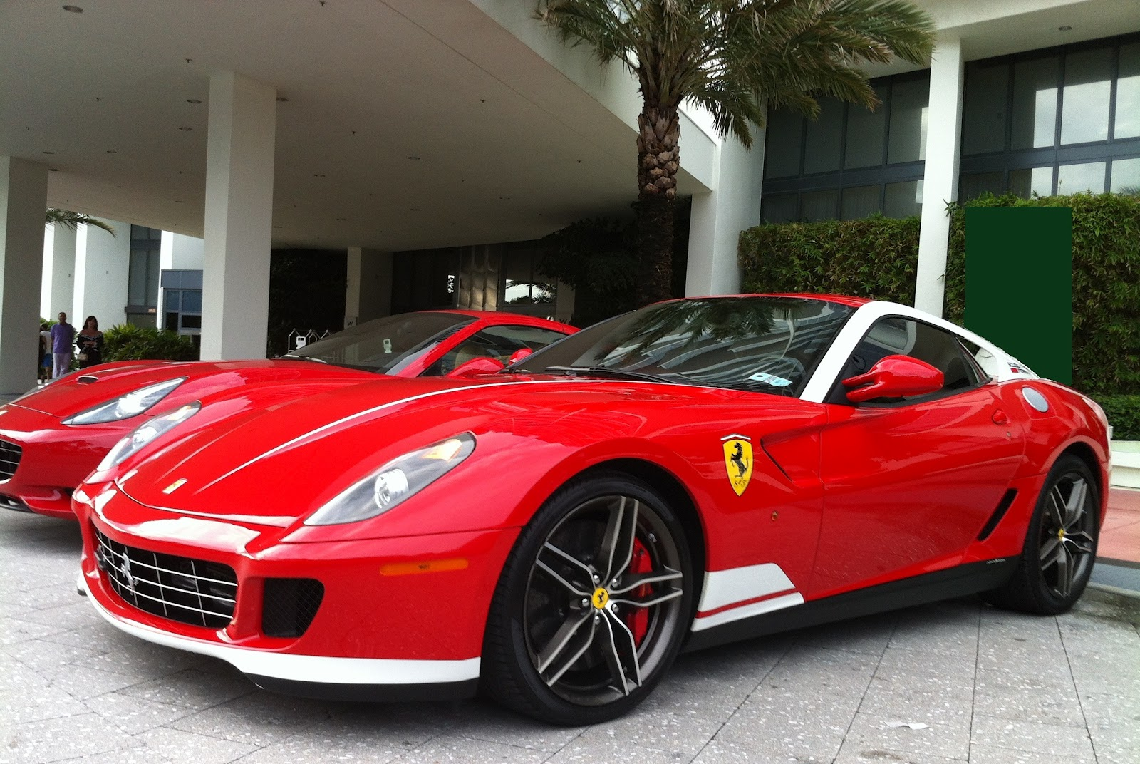 Limited Edition Fernando Alonso Ferrari 599 GTB