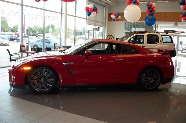2013 Nissan GT R Premium At Orr Nissan Of Greenville Dealership