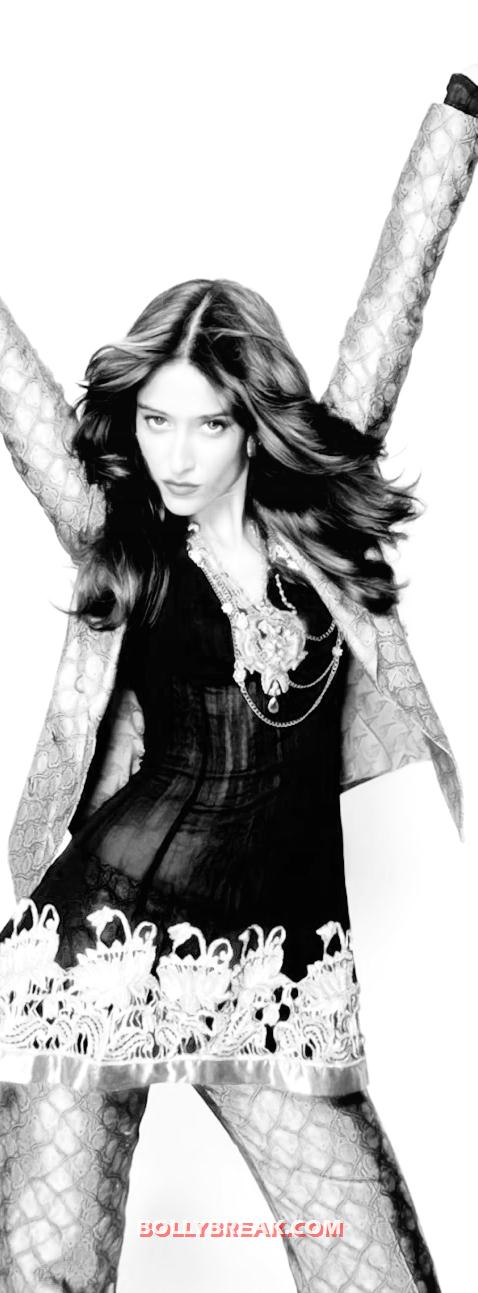 , Ileana Harper Bazaar Scans, Photoshoot