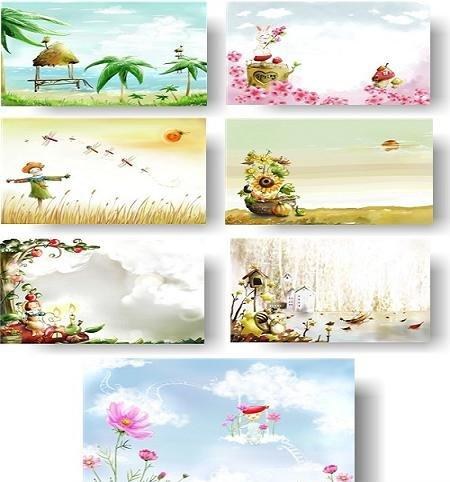 Photoshop Backgrounds