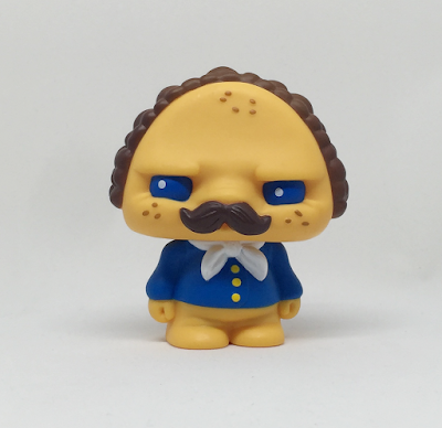 Señor Sailor Paco Taco Vinyl Figure by Scott Tolleson