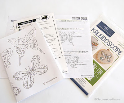butterfly embroidery patterns iron on transfer