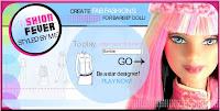 Costurar roupas da moda barbie