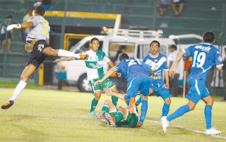 Oriente Petrolero - Rodrigo Vargas, Danilo Carando - DaleOoo.com página del Club Oriente Petrolero
