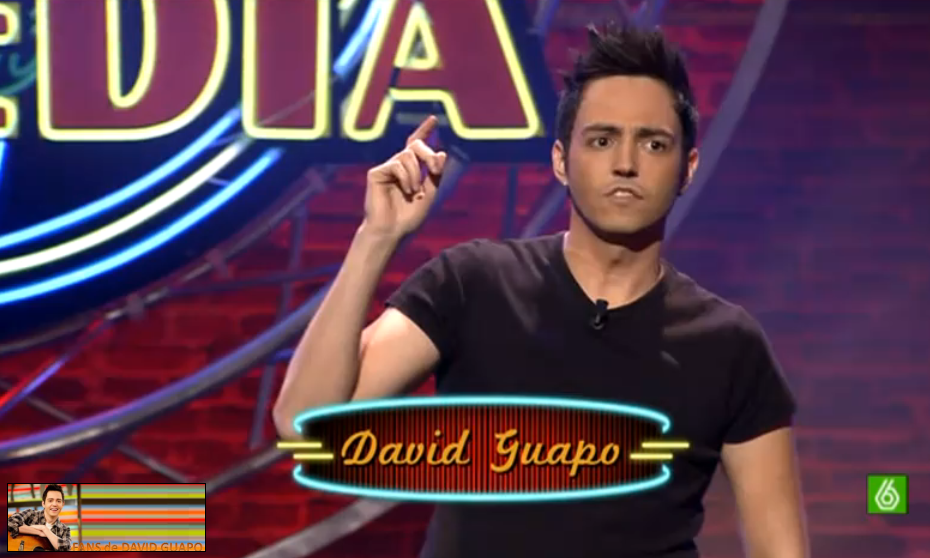 "David Guapo ""El WhatsApp""- Monólogo"