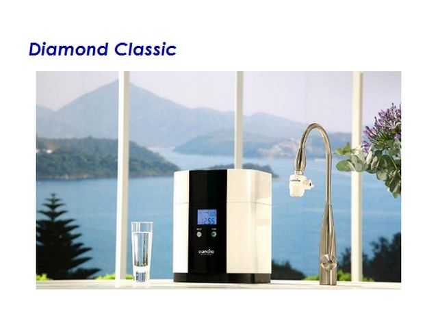 Diamond Outdoor Water Filter by Diamond.com.my