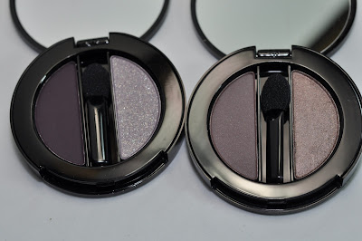 Vera Wang eye shadows