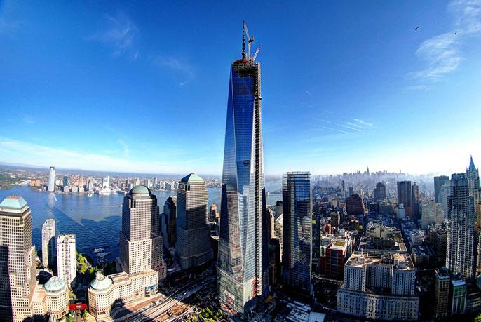 Cogitations of Vishwas Jain: World's Top 10 Tallest Buildings - 2020
