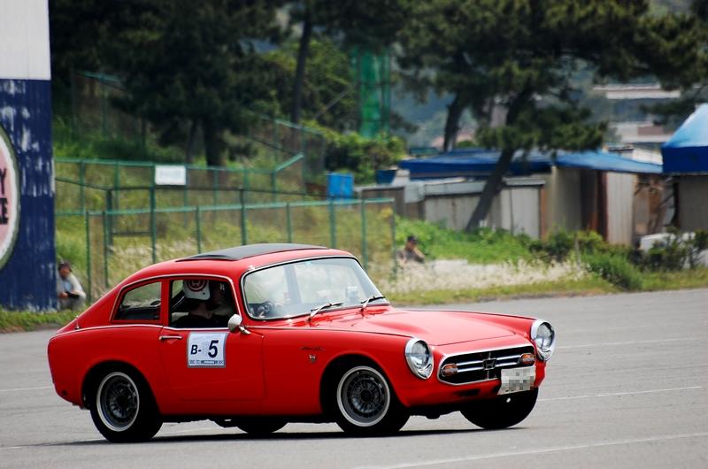 Honda S800, sports, stary japoński samochód, sportowy, klasyk, oldschool, coupe, 日本車, スポーツカー, クラシックカー, ホンダ