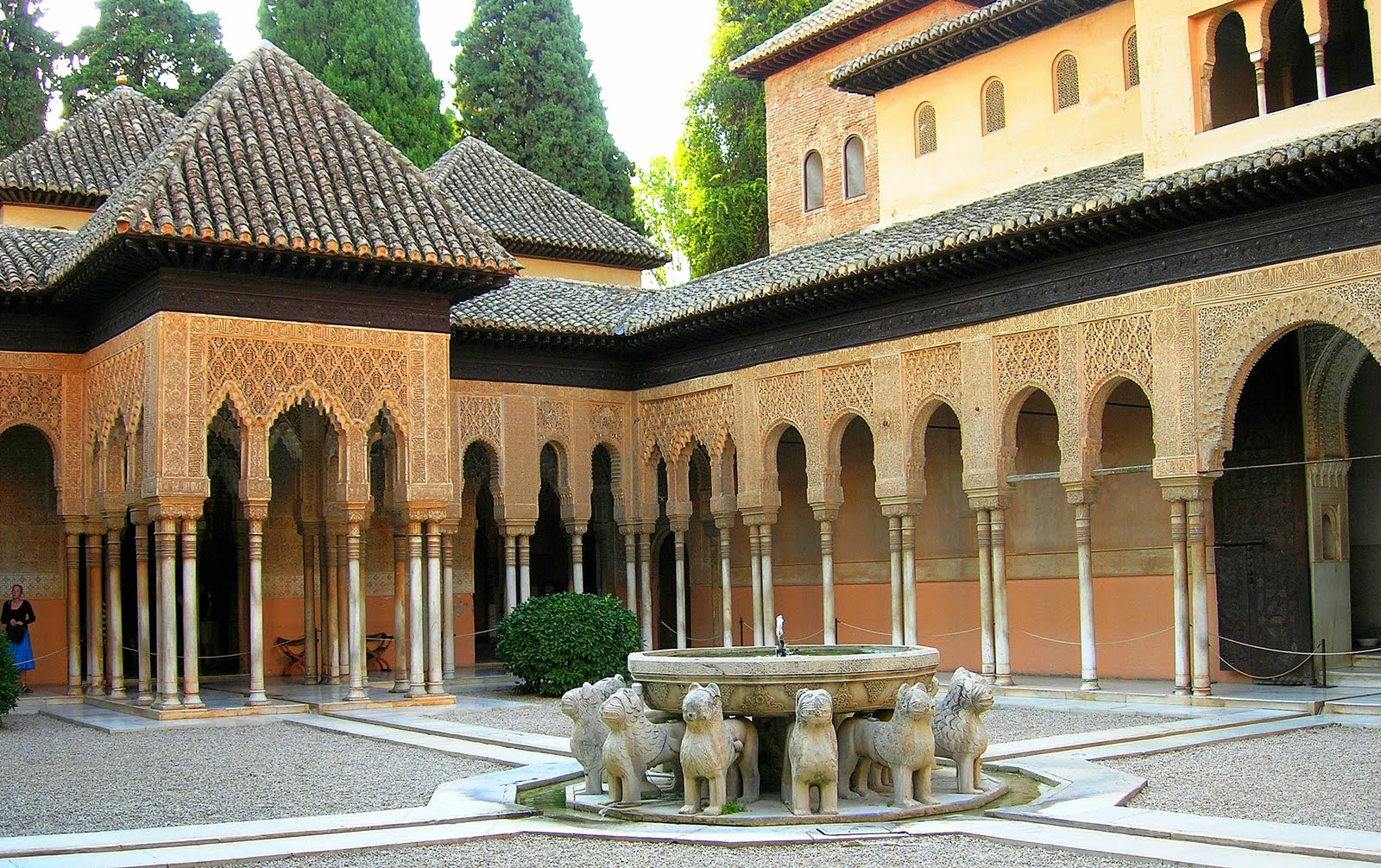 The Olive Journey The Ancient Jewel Alhambra Granada