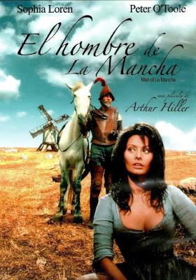 Man of la Mancha 1972 DVDR NTSC Latino