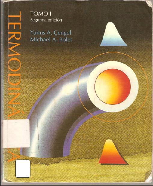 descargar libro de termodinamica cengel